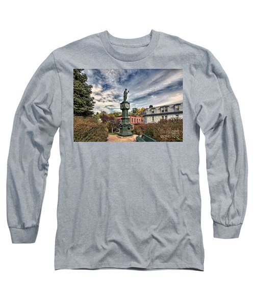 To The Colonel Long Sleeve T-Shirt