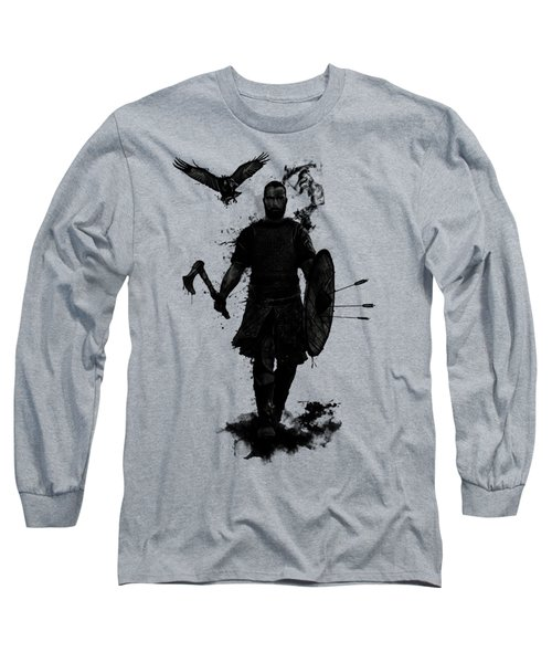 To Valhalla Long Sleeve T-Shirt