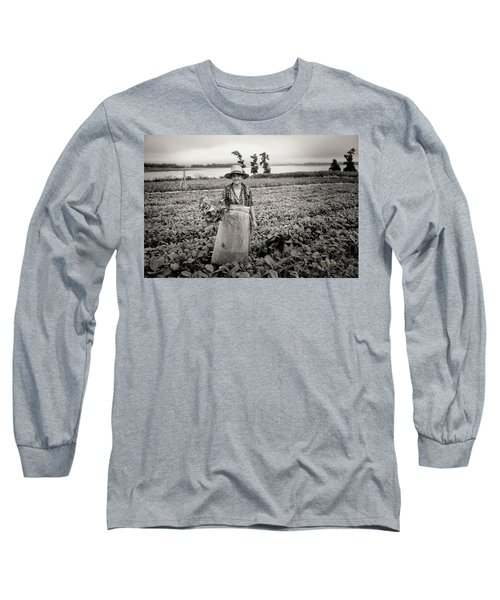 Tobacco Farm Long Sleeve T-Shirt