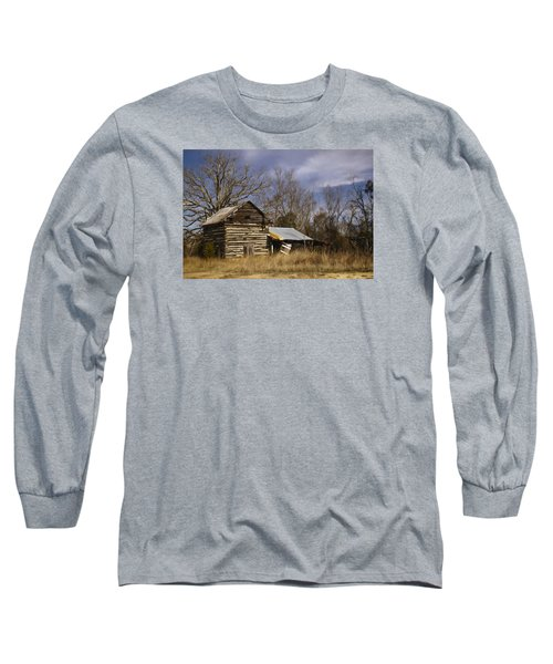 Tobacco Road Long Sleeve T-Shirt by Benanne Stiens