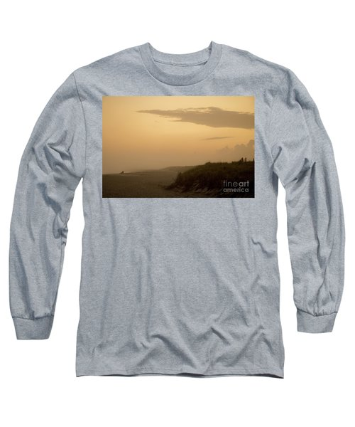 Tobay Beach Long Island Long Sleeve T-Shirt