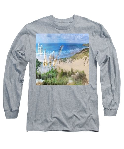 Toi Tois In Coastal  Sandhills Long Sleeve T-Shirt