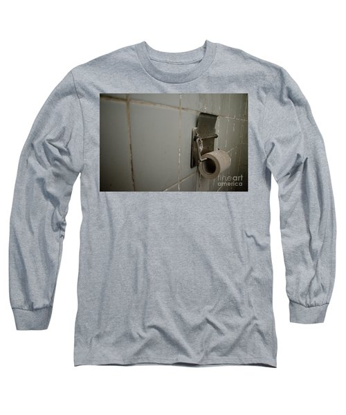 Toilet Paper Long Sleeve T-Shirt