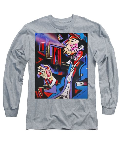 Tom Traubert's Blues Long Sleeve T-Shirt by Eric Dee