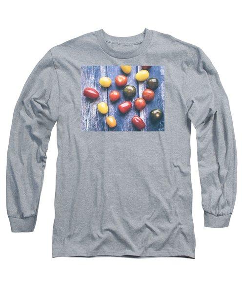 Tomato Medley  Long Sleeve T-Shirt