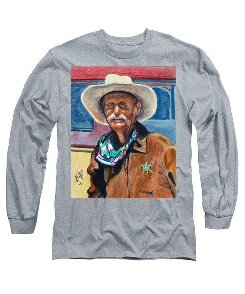Tombstone Law Long Sleeve T-Shirt