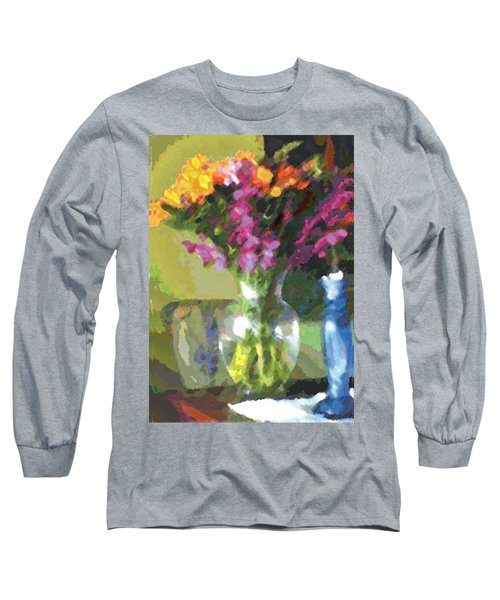 Tomorrow Morning Long Sleeve T-Shirt