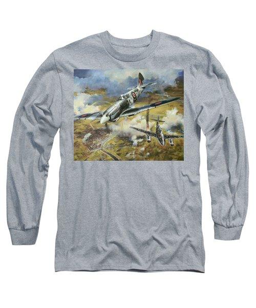 Tony Gaze, Unsung Hero Long Sleeve T-Shirt