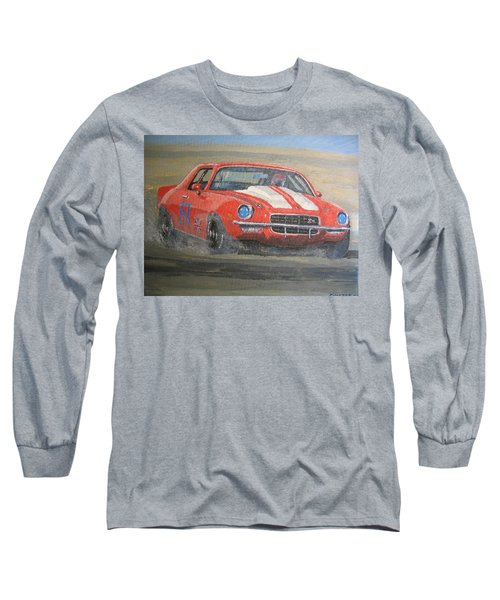 Tony's Camero Long Sleeve T-Shirt