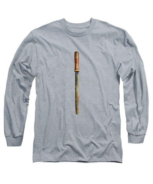 Tools On Wood 71 Long Sleeve T-Shirt