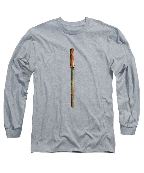Tools On Wood 71 Long Sleeve T-Shirt