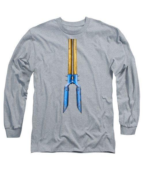 Tools On Wood 73 Long Sleeve T-Shirt