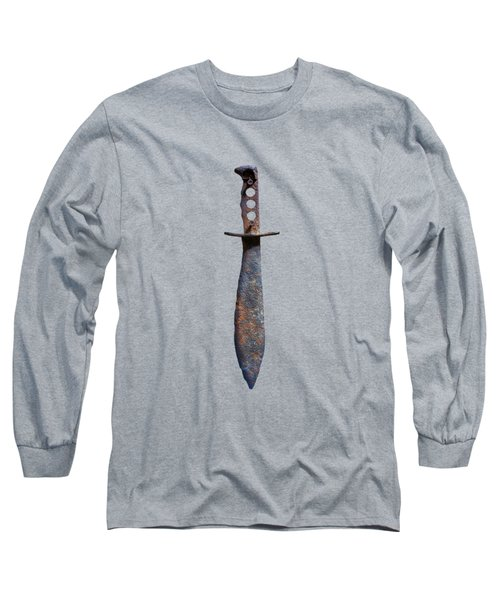 Tools On Wood 75 Long Sleeve T-Shirt