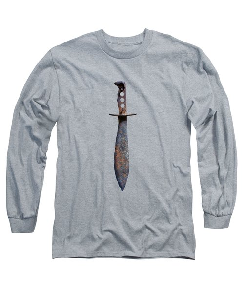 Tools On Wood 75 Long Sleeve T-Shirt