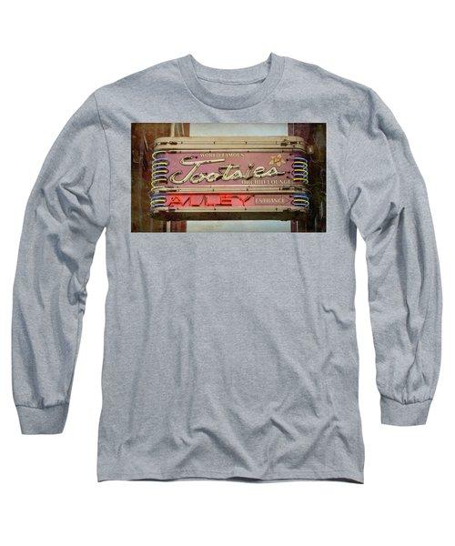 Tootsies Alley - #3 Long Sleeve T-Shirt
