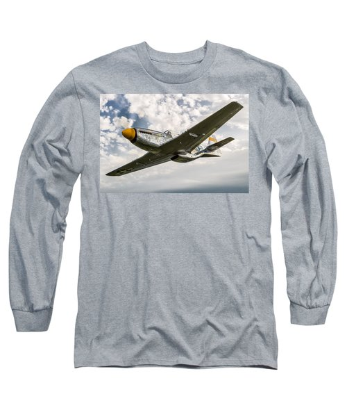 Top Cover Long Sleeve T-Shirt