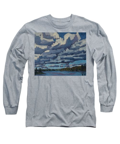 Top Lit Cumulus Long Sleeve T-Shirt