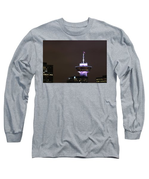 Top Of Vancouver Restaurant Long Sleeve T-Shirt
