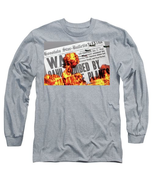 Tora Tora Tora Long Sleeve T-Shirt