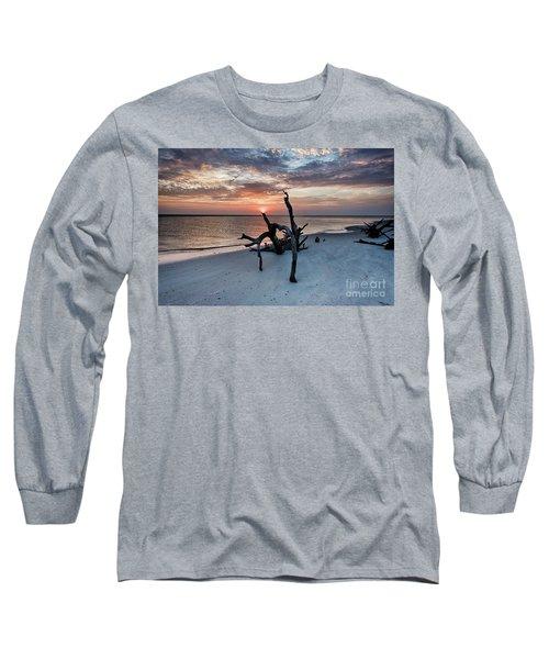 Torch Long Sleeve T-Shirt by Robert Loe