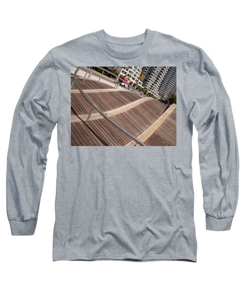 Toronto's Harbourfront Long Sleeve T-Shirt