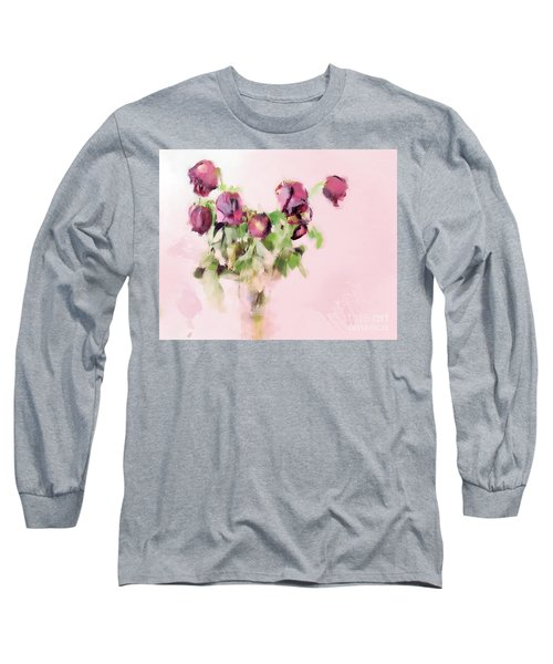 Touchable Long Sleeve T-Shirt by Betty LaRue