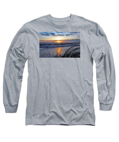 Touching The Sunset Long Sleeve T-Shirt