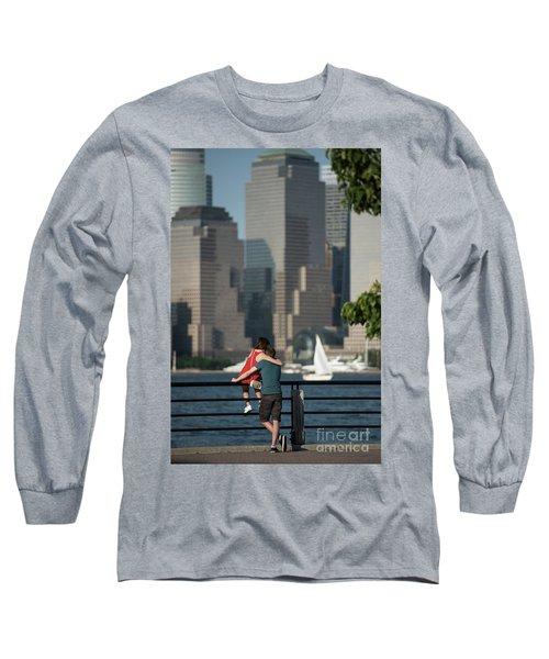 Tourists Long Sleeve T-Shirt by Nicki McManus