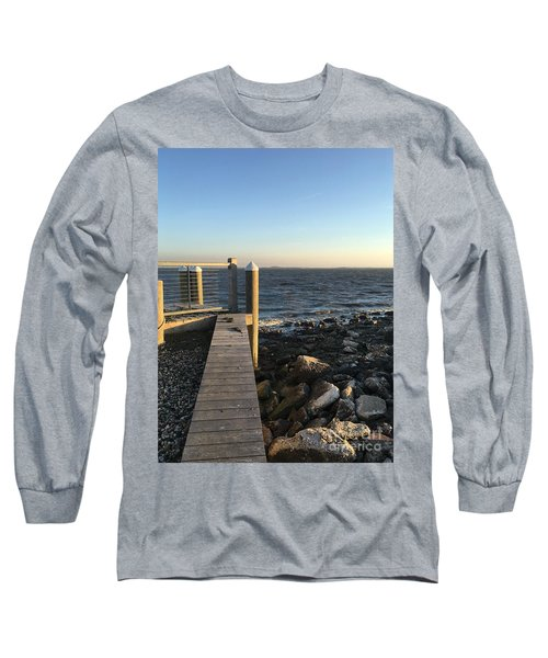 Towards The Bay Long Sleeve T-Shirt