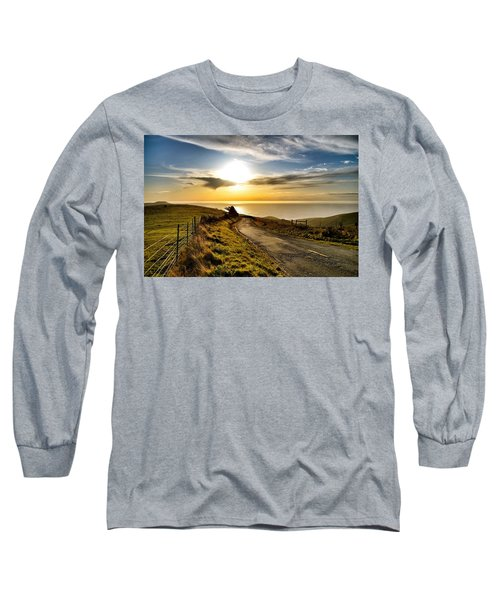 Towards The Sunset Long Sleeve T-Shirt