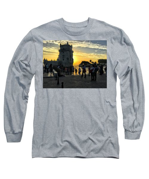 Tower Of Belem Long Sleeve T-Shirt