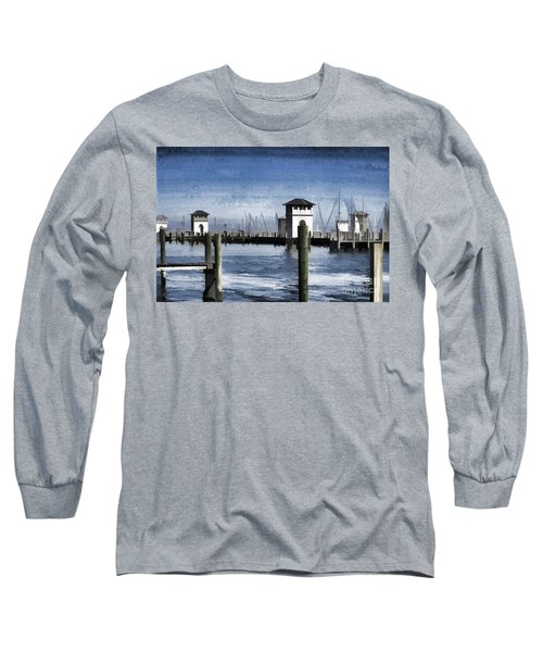 Towers And Masts Long Sleeve T-Shirt