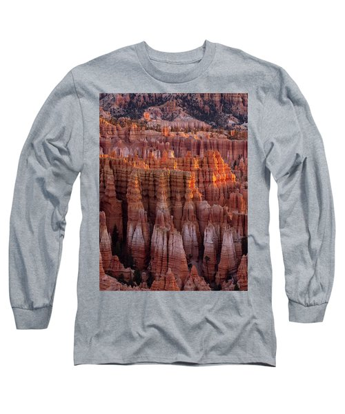Towers Of Bryce Long Sleeve T-Shirt