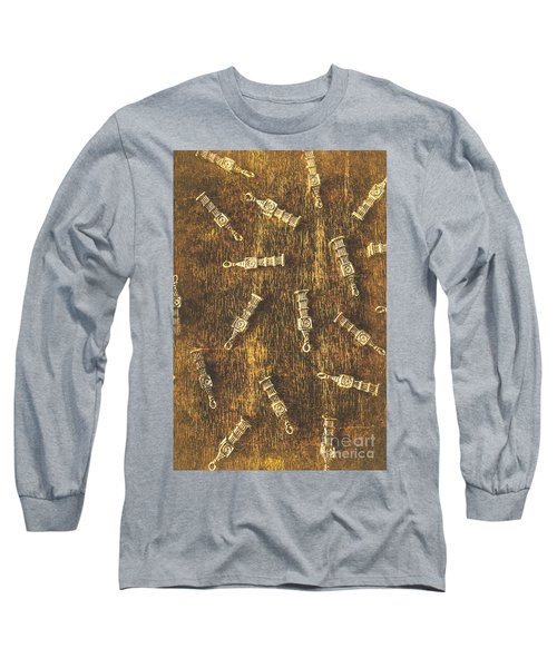 Towers Of Old Britain Long Sleeve T-Shirt