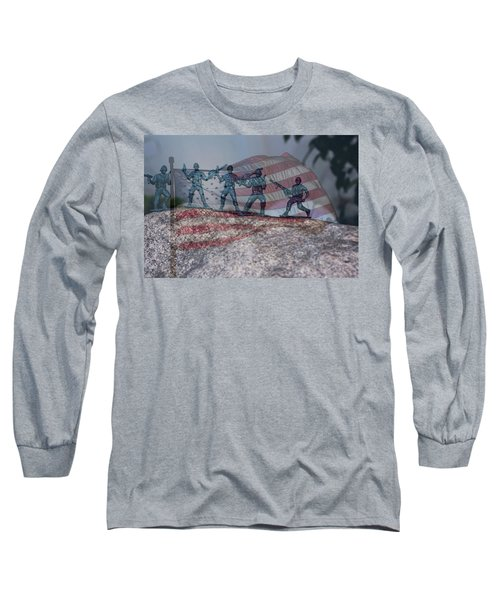 Toy Soldiers Long Sleeve T-Shirt