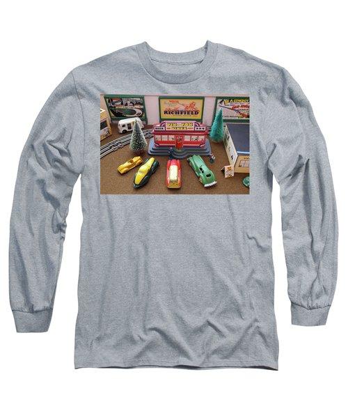 Toytown - Tik Tok Diner Long Sleeve T-Shirt