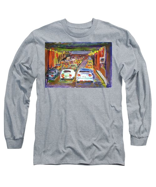 Traffic Jam Long Sleeve T-Shirt