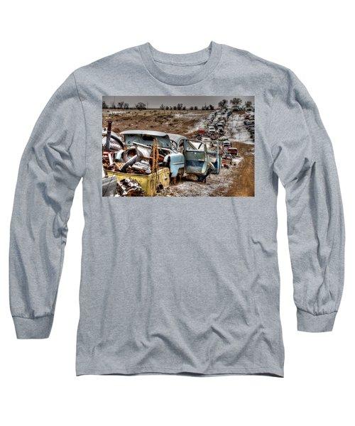 Traffic Zone Long Sleeve T-Shirt