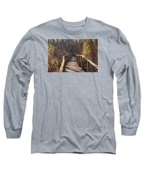 Trail Bridge Long Sleeve T-Shirt