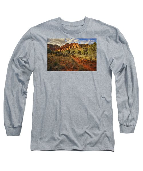 Trailing Along Txt Long Sleeve T-Shirt