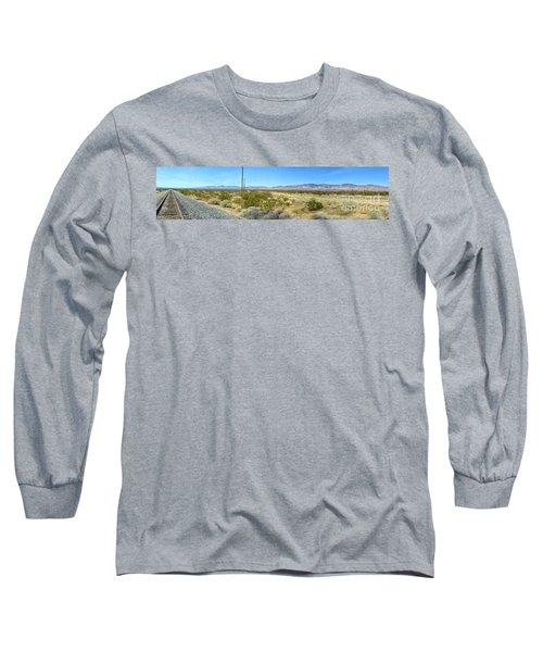 Train To Tehachapi Long Sleeve T-Shirt