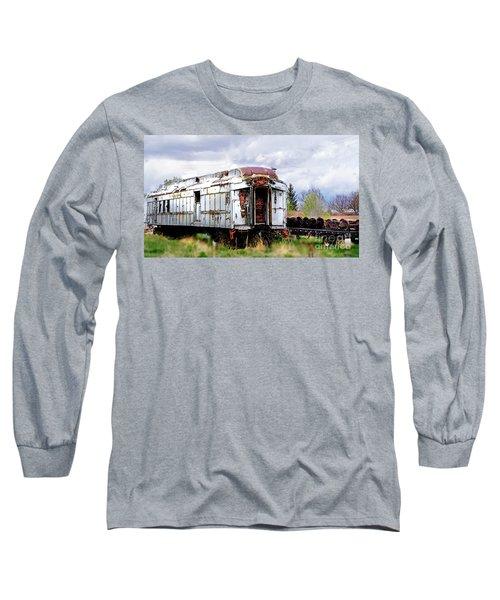 Train Tootoot Long Sleeve T-Shirt