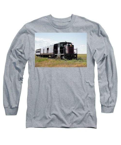 Train Tour Long Sleeve T-Shirt