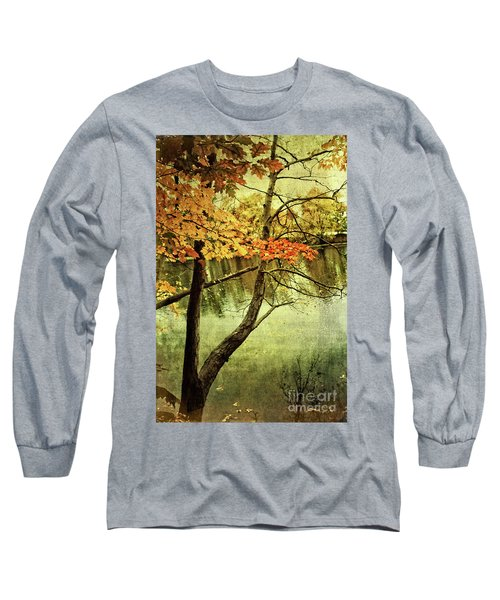 Tranquil Autumn Day Long Sleeve T-Shirt