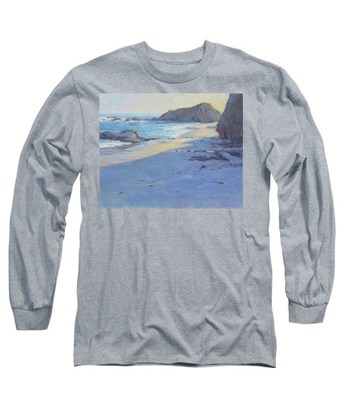 Tranquility Study / Laguna Beach Long Sleeve T-Shirt
