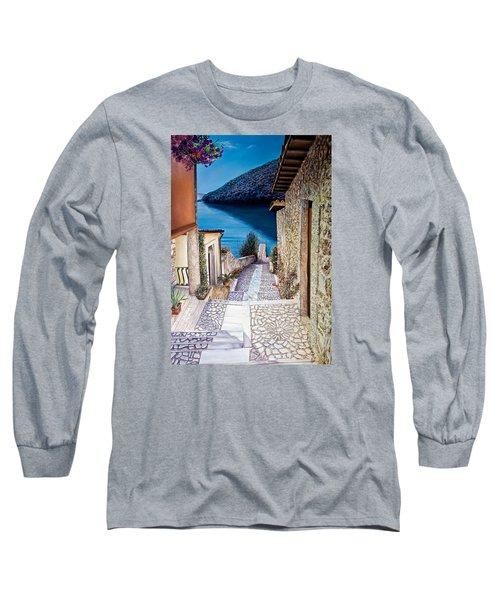 Tranquillity Long Sleeve T-Shirt
