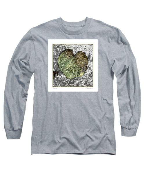 Transition Long Sleeve T-Shirt by R Thomas Berner