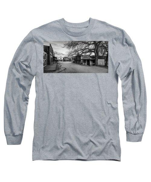 Trapper Street Long Sleeve T-Shirt