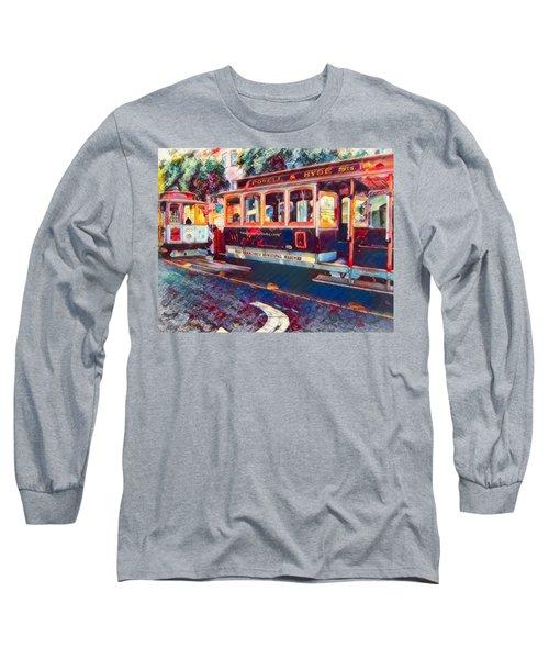 Travel San Fran Style Long Sleeve T-Shirt