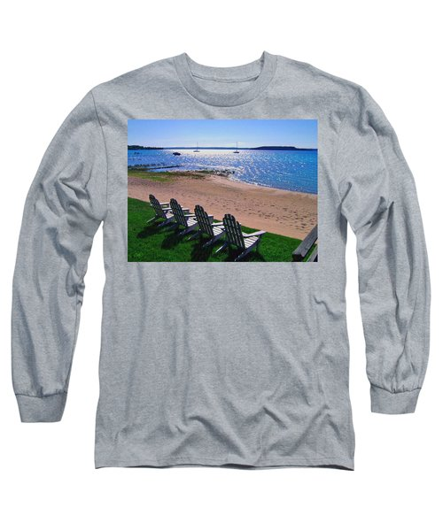 Traverse Bay Reverie Long Sleeve T-Shirt
